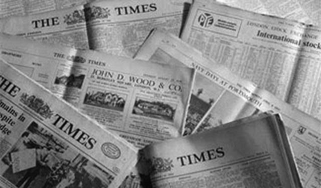 Birthdate Newspapers - Vintage & Historical Times Newspapers from Papers Past