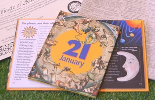 Order a birthday book to go with your birth date newspaper